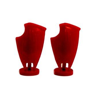 2 Schutz-Schilder der roten Armee