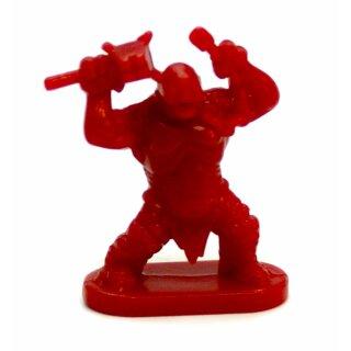 Höhlen-Troll in Rot