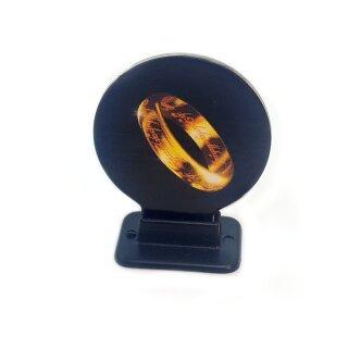Ring mit Sockel von Herr der Ringe Risiko