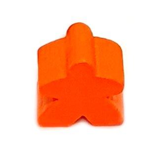 Spielfiguren aus Holz 15 x 16mm Neon-Orange