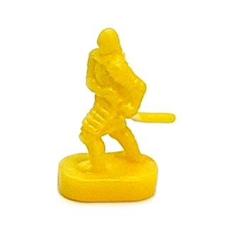 Schwertkämpfer / Infanterie gelbe Armee Herr der Ringe Risiko Erweiterung